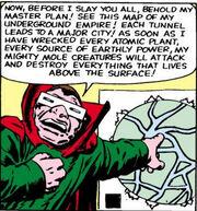 Harvey Elder (Earth-616) from Fantastic Four Vol 1 1 0001