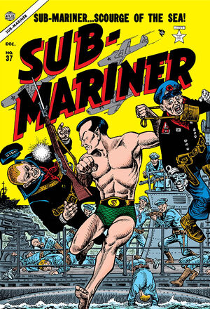 Sub-Mariner Comics Vol 1 37