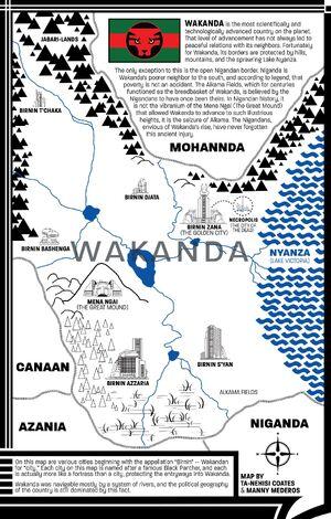 Wakanda from Black Panther Vol 6 4 0001