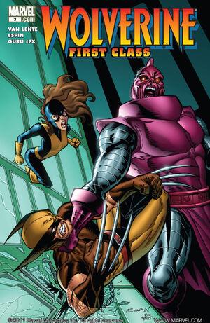 Wolverine First Class Vol 1 3