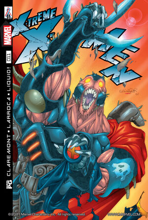 X-Treme X-Men Vol 1 11