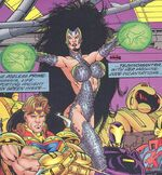 Technomantra (Earth-95431) from Phoenix Resurrection Aftermath Vol 1 1 001