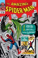 Amazing Spider-Man Vol 1 2