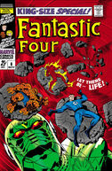 Fantastic Four Annual 6