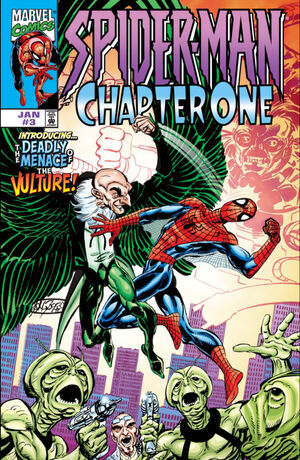 Spider-Man Chapter One Vol 1 3