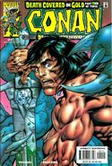 Conan Death Covered in Gold Vol 1 2