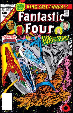 Fantastic Four Annual Vol 1 12