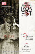 Immortal Iron Fist Vol 1 9