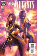 New Mutants Vol 3 4 Variant Benjamin
