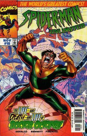 Spider-Man Unlimited Vol 1 18