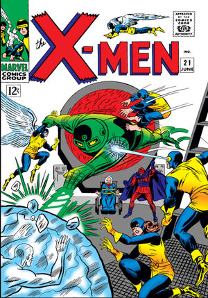 X-Men Vol 1 21