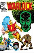 Warlock Special Edition Vol 1 1