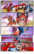 Deadpool Merc with a Mouth Vol 1 7 page 29 Steven Rogers (Earth-3010)
