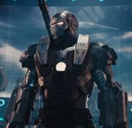 James Rhodes (Earth-199999) from Iron Man 2 (film) 009