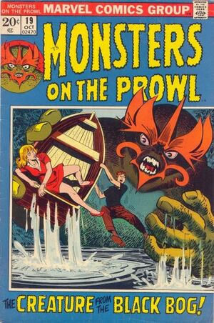 Monsters on the Prowl Vol 1 19