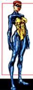 Christine Cord (Earth-616) from Official Handbook of the Marvel Universe A-Z Update Vol 1 4