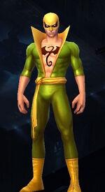 Daniel Rand (Earth-TRN012) from Marvel Future Fight 001
