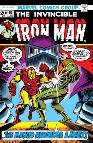 Iron Man Vol 1 60