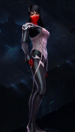 Black Widow Spider Eyes