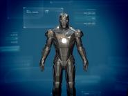 Iron Man Armor MK II (Earth-199999) from Iron Man 3 (video game) 001