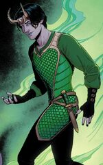 Loki Laufeyson (Earth-616) Young Avengers Vol 2 11 001