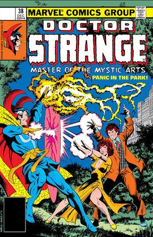 Doctor Strange Vol 2 38