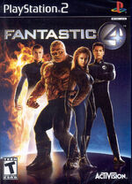 Fantastic Four 2005 video game