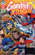 Gambit and the X-Ternals Vol 1 2
