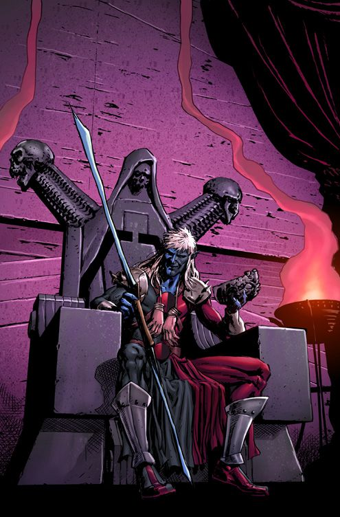Malekith (Earth-616) from Iron Man Vol 5 23.NOW 001