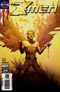 New X-Men Vol 2 20 Variant Icarus