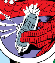 Anti-Magnetic Inverter (Spider-Man) from Amazing Spider-Man Vol 1 2 0001