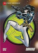 Neena Thurman (Earth-616) from Marvel Universe Cards Series III 0001