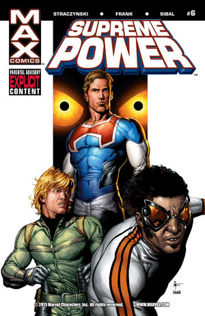 Supreme Power Vol 1 6