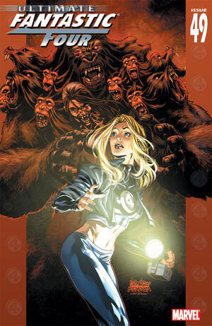 Ultimate Fantastic Four Vol 1 49