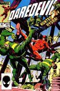 Daredevil Vol 1 207