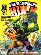 Rampaging Hulk Vol 1 6