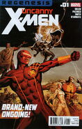 Uncanny X-Men Vol 2 1