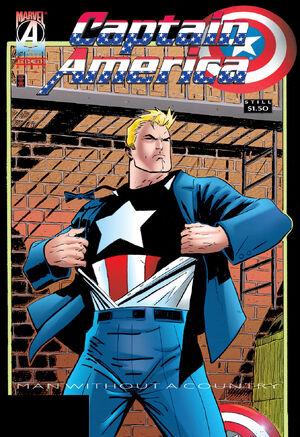 Captain America Vol 1 450