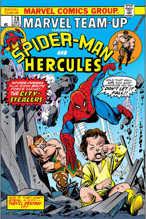 Marvel Team-Up Vol 1 28