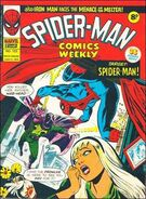 Spider-Man Comics Weekly Vol 1 123