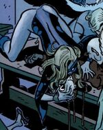 Barbara Morse (Earth-11080) from Marvel Universe Vs. The Punisher Vol 1 2 0001