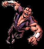 Namor McKenzie (Earth-616) from Dark Reign The List - X-Men Vol 1 1 cover