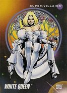 Emma Frost (Earth-616) from Marvel Universe Cards Series III 0001
