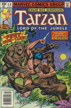 Tarzan Vol 1 14
