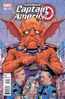 Captain America Sam Wilson Vol 1 2 Kirby Monster Variant