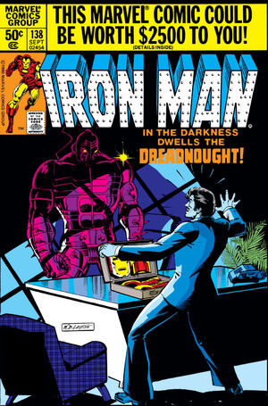 Iron Man Vol 1 138