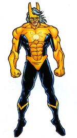 Thomas Samuels (Earth-616) from Official Handbook of the Marvel Universe A-Z Update Vol 1 3 001