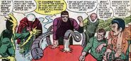 1e optreden sinister six (amazing spider-man annual -1)