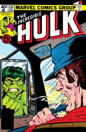 Incredible Hulk Vol 1 238