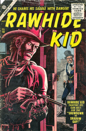 Rawhide Kid Vol 1 10